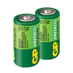 GP超霸1號綠能特級碳鋅電池2入 KT【原廠公司貨】