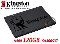 「Sorry」金士頓 A400 120G 120GB SSD 2.5吋 固態硬碟 SA400S37
