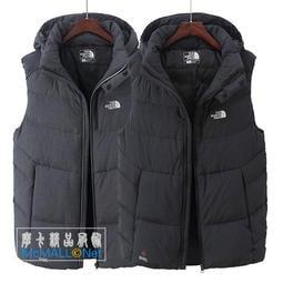 【時尚館】The North Face極致輕量保暖羽絨服 鴨絨立領男士羽絨馬甲TA8 防寒外套 羽絨背心外套 休閒外套