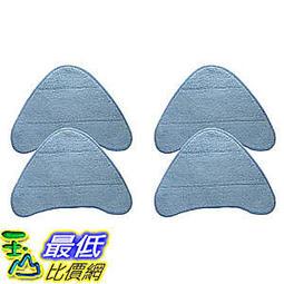 [106美國直購] 4 Highly Durable Pads for Hoover WH20200, WH20300