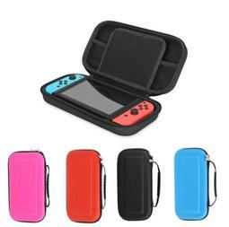 【妞妞♥3C】任天堂 Switch 手提款包 Nintendo Switch 硬盒 NS遊戲機配件包 硬殼 保護包