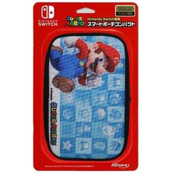 任天堂 Switch NS 主機周邊 原廠授權 超級瑪利歐 瑪莉歐 配件 保護包 攜帶包 包包 收納包【臺中大眾電玩】