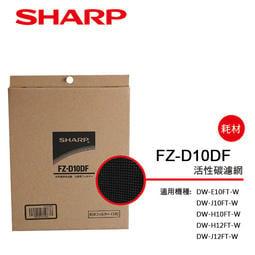 夏普SHARP 除濕機濾網 FZ-D10HF FZ-E10THF FZ-D10DF FZ-E10TDF E10THF