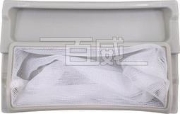 [百威電子] 洗衣機濾網 適用國際牌(大) 102 x 65 mm (S-01)(1號濾網)