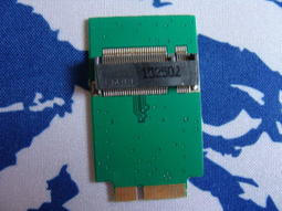 M.2 NGFF SSD轉2011年 2010 macbook AIR A1369 A1370 64G 512G SSD