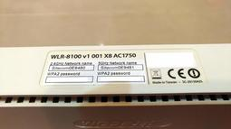 二手 SITECOM 5G 無線 WiFi Router 路由器 WLR-8100 v1 001 x8 AC1750