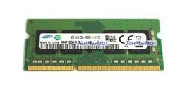 Samsung DDR3L 1600 4G 筆電記憶體 (雙面顆粒) 1.35V 低電壓