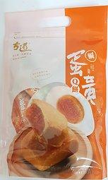 現貨可寄 古道 鹹蛋黃Q餅 260g 上班零食補充 蛋奶素