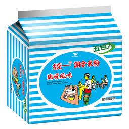 統一肉燥風味調合米粉(包) 60G 一袋/5包