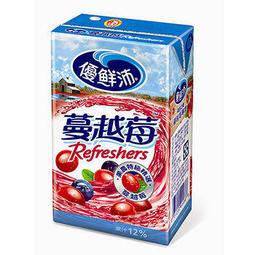 [陳媽媽雜貨舖] 優鮮沛 蔓越莓綜合果汁 (250ml*6入)