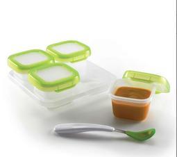 〈商品編號:M09723458〉   美國OXO 副食品保鮮冷凍分裝盒/保鮮盒 120ml BPA FREE