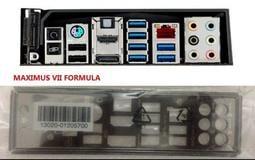 【賣場多項合併寄件】【全新/已拆封】主機板 IO 檔板 華碩 MAXIMUS VII FORMULA 後檔板