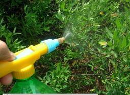 【鈺見奇蹟】往復式噴霧器 可樂瓶 手動推拉打氣 壓力噴霧頭 噴壺頭 澆花 消毒 灑水頭