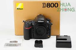 中古NIKON D800 機身 (D750 D500 D3 6D2 A6500 A7II A7R 5D3)#00510