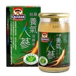 桂格養氣人蔘滋補液 60ml /瓶/50元