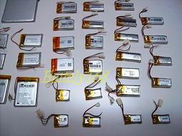 內建電池 402030.501235.401230.401120(鋰聚合物電池,含保護板)