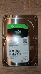 Seagate火梭魚FireCuda 1TB+8G SSD 3.5吋固態混合硬碟(ST1000DX002) 1T