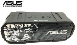 雪原豹】全新 ASUS 華碩 運動 防水 IPX6 雙聲道 藍牙喇叭 speaker 揚聲器 無線 喇叭【現貨 露營