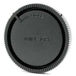 又敗家@ Minolta鏡頭後蓋Minolta後蓋Minolta鏡後蓋Minolta鏡頭背蓋Minolta背蓋美樂達鏡頭後(副廠,非Minolta原廠日製蓋LR-1000 )