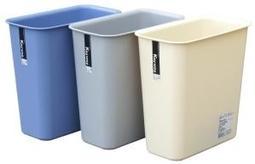 HuGaGa 收納館™『KEYWAY C3303小長型京都垃圾桶』多件享優惠 聯府 垃圾筒 資源回收 雜物筒 車用 5L