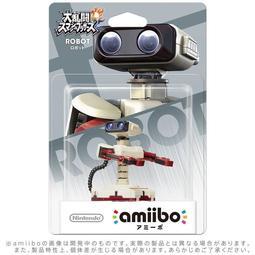 【三重阿翔】現貨 任天堂 明星大亂鬥  amiibo ROBOT 機器人