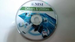 電腦軟體~MSI 微星G71-MA3120主機板驅動程式