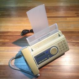 SHARP UXP200感熱紙傳真機