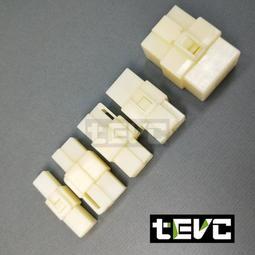 《tevc電動車研究室》汽車 機車 電線接頭 250型 6.3mm 1~9P 連接器 公母頭 對接 快速接頭 電系接頭