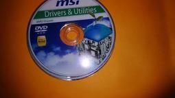 電腦軟體~MSI 微星G71-MAD1203主機板驅動程式