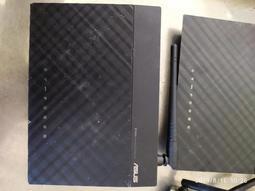 二手故障asus rt n10+無線網路分享器如圖廢品賣