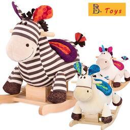 B.Toys 搖搖馬 拉風 小豆芽 美國【B.Toys】安撫玩具系列 搖搖馬-拉風