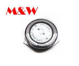 =M&W=適用飛利浦PHILIPS刮鬍刀刀網HQ8 HQ6075 HQ6090 HQ6095 HQ7120 HQ7140