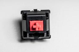 10顆 CHERRY MX 靜音紅軸 稀有軸 機械式鍵盤 軸心 3腳 開關 DIY