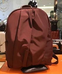 Samsonite RED新秀麗 Maadlen 12.5吋 女用雙肩 輕量 筆電後背包 背後有拉鍊暗袋 內有水壺固定繩