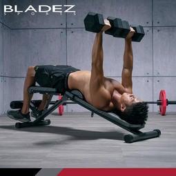 【FD健身網】BLADEZ BW13-2.0-舉重床/複合式重訓椅