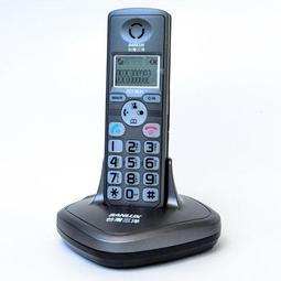 台灣三洋 SANLUX DCT-9831 數位DECT無線電話 免持聽筒撥號 對講 可擴充手機最多5部 -【便利網】
