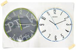 《《 PT屏信時計 》》日本 精工SEIKO 立體時標 靜音 時鐘 掛鐘 QXA672W,QXA672N,QXA672
