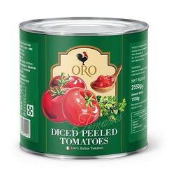 ***美食專家***//義大利ORO去皮切丁番茄