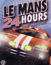PC遊戲-< 新利曼24小時 2004 >英文版-全新未拆封-(少年維特遊戲站)