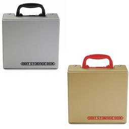現貨中 任天堂 FAMICOM 迷你版 任天堂迷你紅白機 新款 專用收納箱 手提箱 非主機 金色 銀色【板橋魔力】