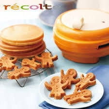 recolte日本麗克特 鬆餅機 (送鬆餅粉)(再送7-11禮券100元)