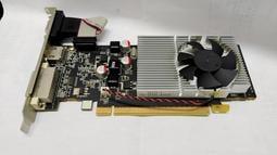 小薇電腦☆淡水◎中古 宏碁 ACER GeForce GT620 2GB DDR3 V/D/HDMI 顯示卡 350元
