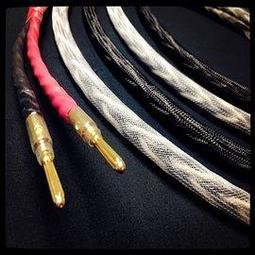 愛音音響館-DC-Cable 木子出品 B&W喇叭線(1.5M/1對)-公司貨