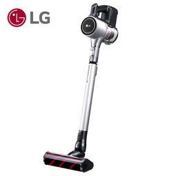 107/06/30前送好禮 LG CordZero™ A9 無線吸塵器 A9BEDDING2 (晶鑽銀) 雙電池組