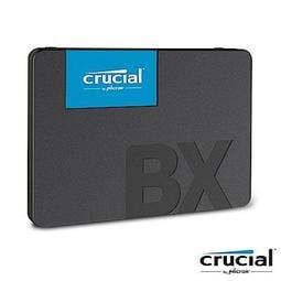 『高雄程傑電腦』 美光Micron Crucial BX500 120GB SATAⅢ固態硬碟7mm