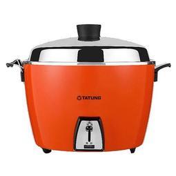 [安安寶貝家] 大同 TATUNG 10人份 電鍋/煮飯鍋 TAC-10L-DCR 紅色(簡配)上蓋及內鍋不銹鋼