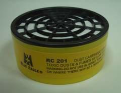 [現貨供應]台製 藍鷹牌 RC-201 微細粉塵 無毒粉塵濾罐 搭配 NP-305 / NP-306 口罩
