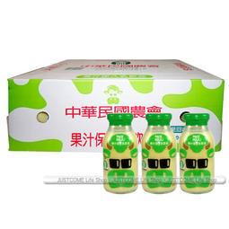 台農乳品 果汁保久乳飲品(200ml x24瓶) x1箱 ~整箱免運