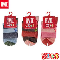BVD童襪 條紋海錨3/4童襪 LINE:qz1967323