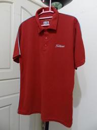 《想不到の舖》NIKE GOLF 高爾夫 專櫃 精緻滾邊 彈性 L碼 短袖 POLO 衫 全新